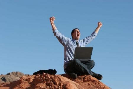 הצלחה בעסקים