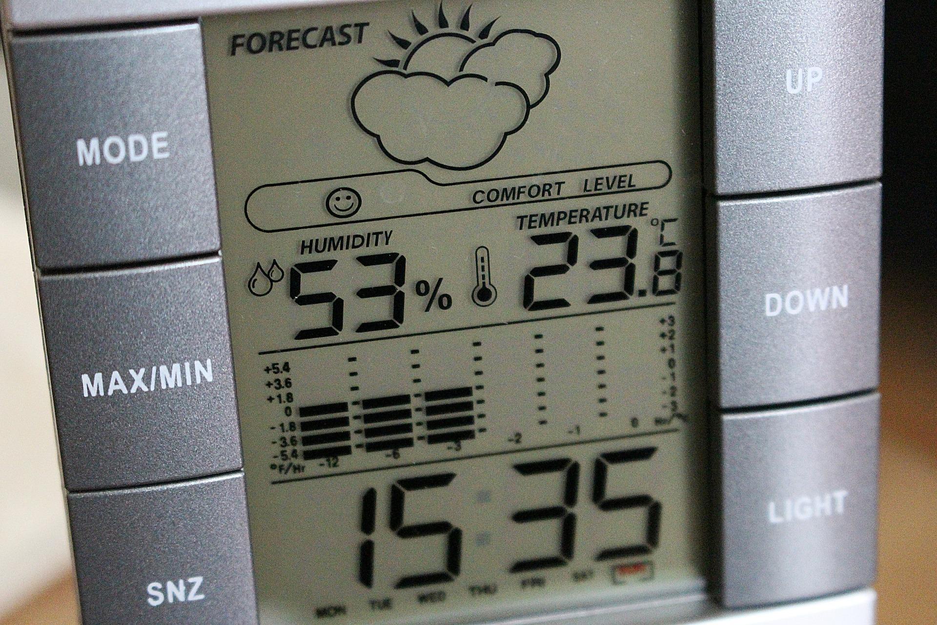 מערכת בקרת טמפרטורה